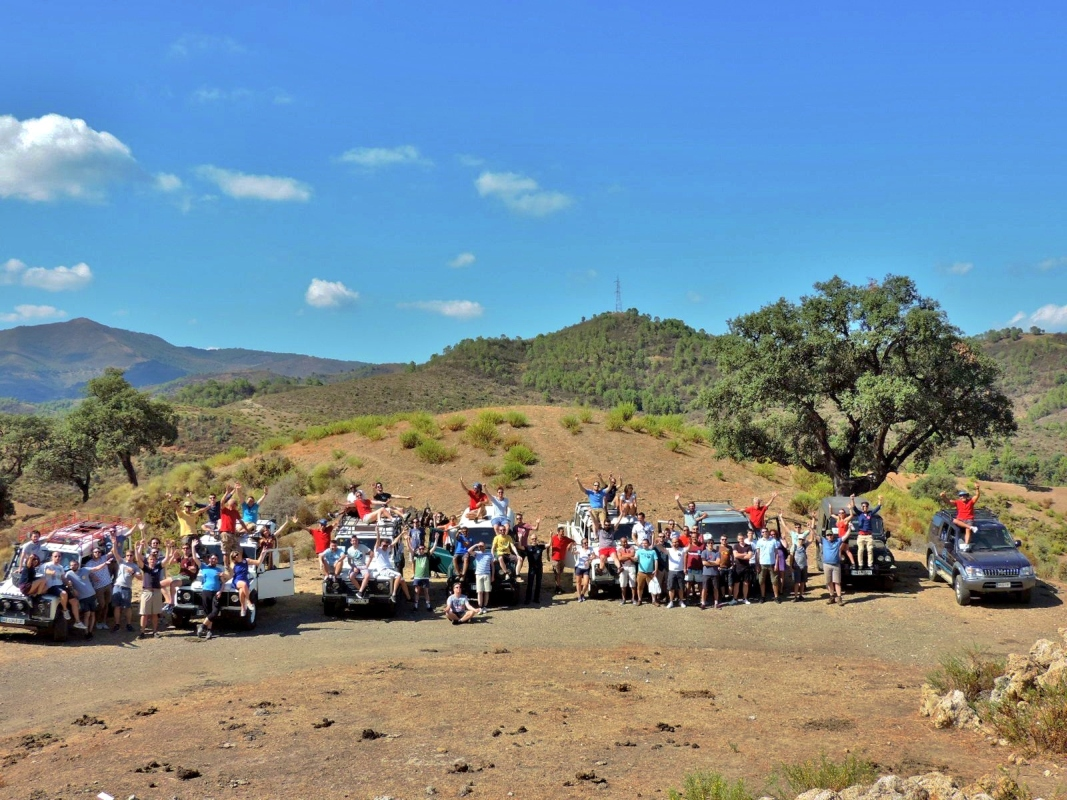Jeep Safari Marbella 4×4 Off-road Adventure into Sierra de las Nieves 07 | Team4you