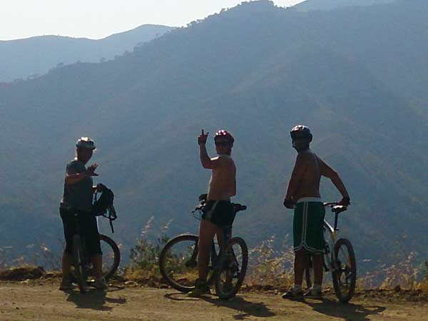 MTB Tour Málaga Costa del Sol Guided Mountain Biking 04 | Team4you