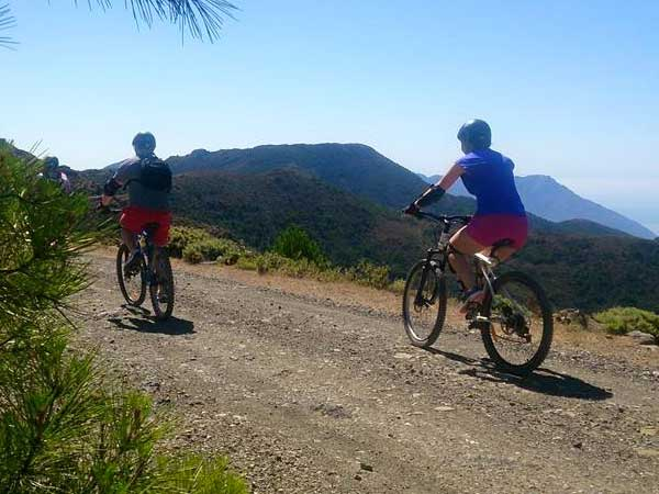 MTB Tour Málaga Costa del Sol Guided Mountain Biking 07 | Team4you