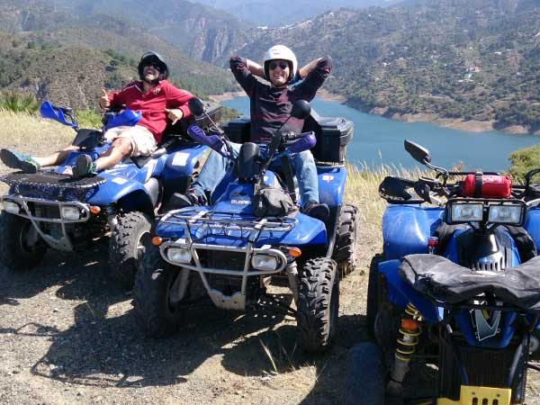 Quad & Kayak Marbella Quad Safari & kayak into Sierra de las Nieves Nature Reserve 03 | Team4you