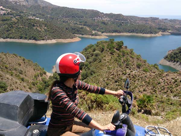Quad & Kayak Marbella Quad Safari & kayak into Sierra de las Nieves Nature Reserve 05 | Team4you