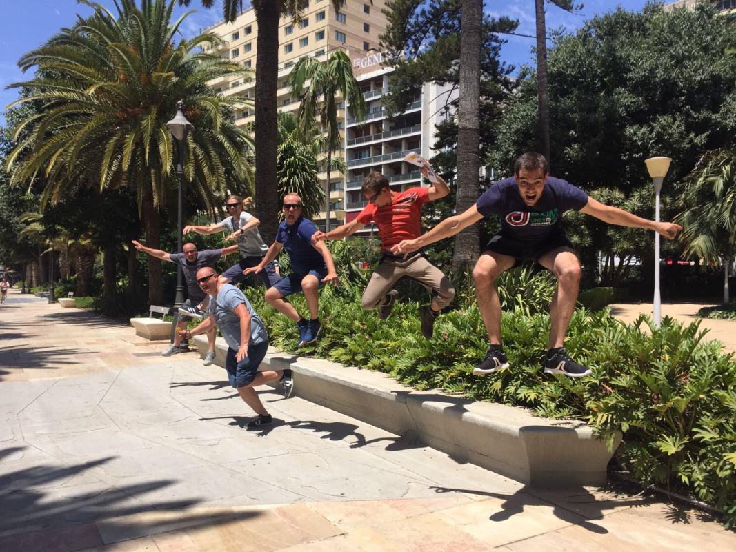 BUSQUEDA DEL TESORO FOTO SAFARI EN CIUDADES 01 | Marbella Team4you