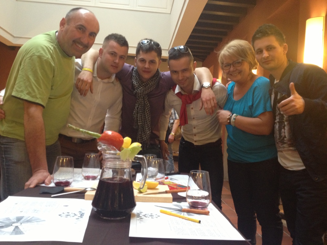 WINERY TEAM CHALLENGE Marbella highly entertaining and competitive challenge 02 | Team4you