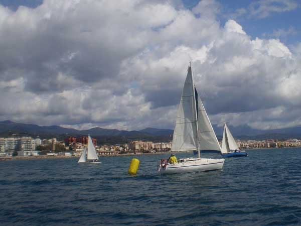 Team4you Photo Gallery CORPORATE REGATTA 01 Teambuilding and Incentives Marbella Málaga Andalucia