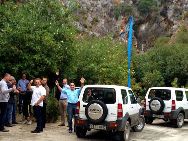Team4you Photo Gallery JEEP RALLY 4X4 GPS 01 Teambuilding and Incentives Marbella Málaga Andalucia