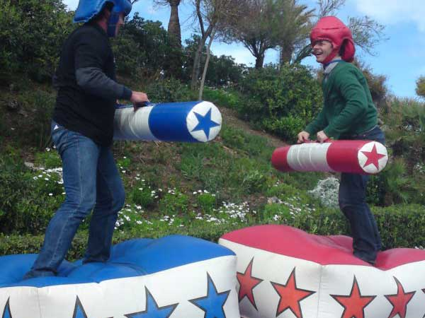 Team4you Photo Gallery OLYMPICS GAMES 01 Teambuilding and Incentives Marbella Málaga Andalucia