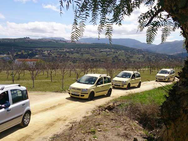 Team4you Galería de fotos Rally Pueblos Blancos 02 Team Building y Eventos de Incentivo Marbella Málaga Andalucía