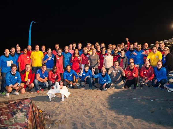 Team4you Galería de fotos Campamento Robinson Crusoe 01 Team Building y Eventos de Incentivo Marbella Málaga Andalucía