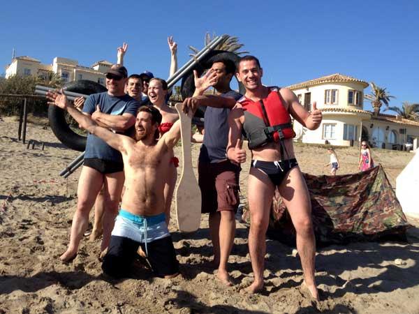 Team4you Galería de fotos Campamento Robinson Crusoe 03 Team Building y Eventos de Incentivo Marbella Málaga Andalucía