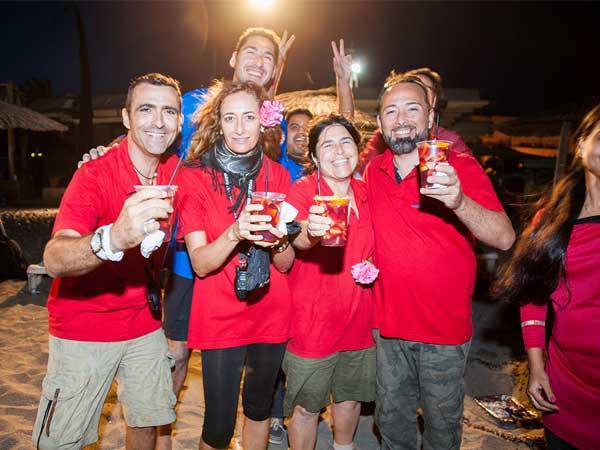 Team4you Galería de fotos Campamento Robinson Crusoe 04 Team Building y Eventos de Incentivo Marbella Málaga Andalucía