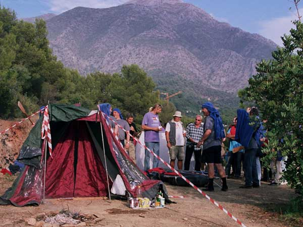 Team4you Galería de fotos Campamento Robinson Crusoe 06 Team Building y Eventos de Incentivo Marbella Málaga Andalucía
