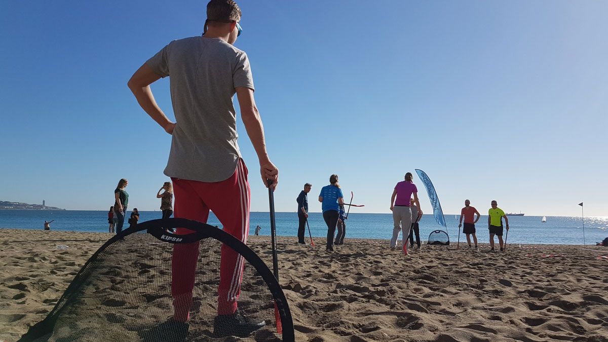 BEACH OLYMPICS Different outdoor team activity combinations 02 | Marbella Team4you