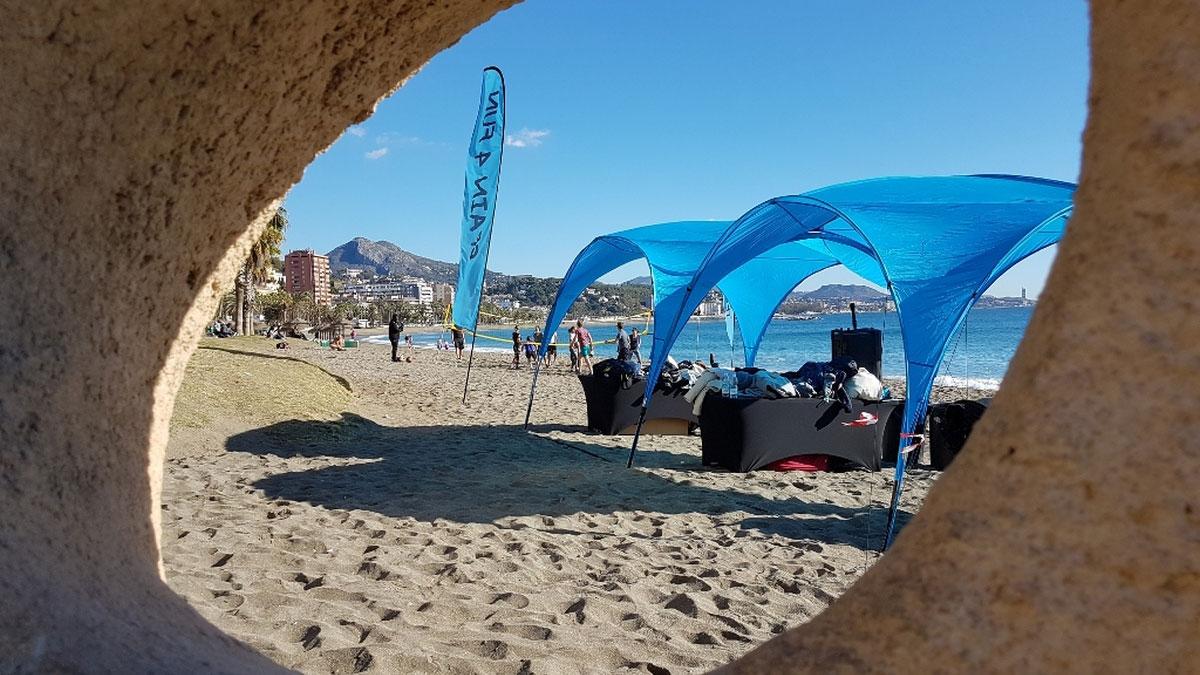 BEACH OLYMPICS Málaga Costa del Sol Different team activities 03 | Team4you