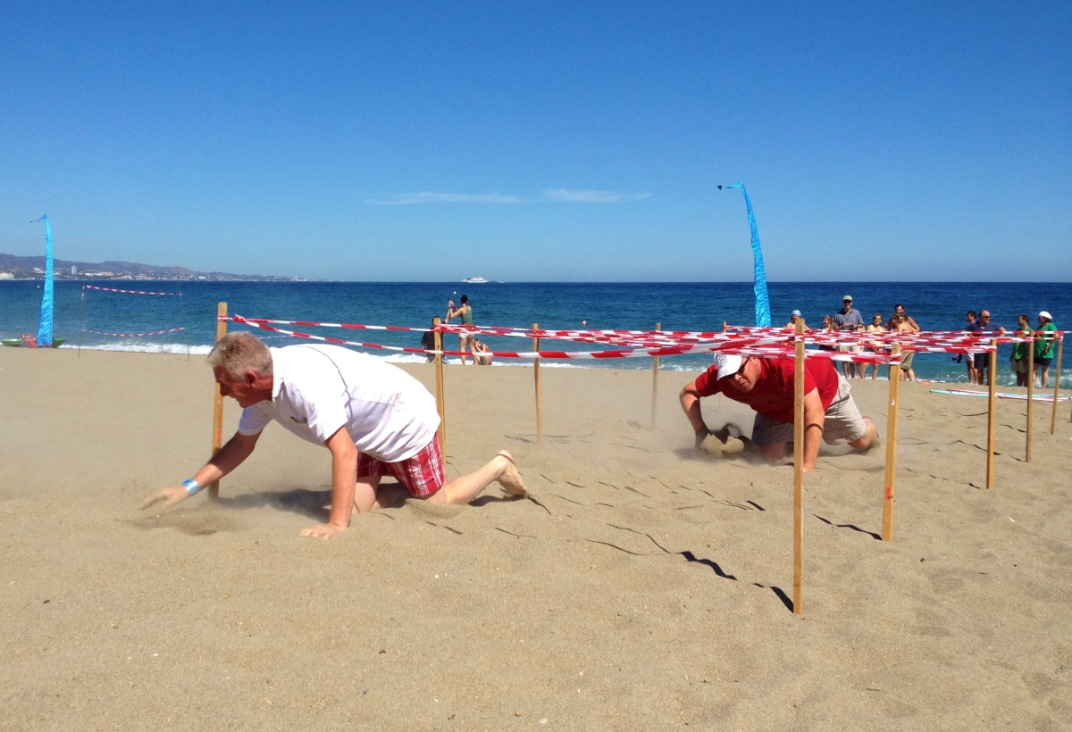 BEACH OLYMPICS Marbella Different outdoor team activity combinations 04 | Team4you