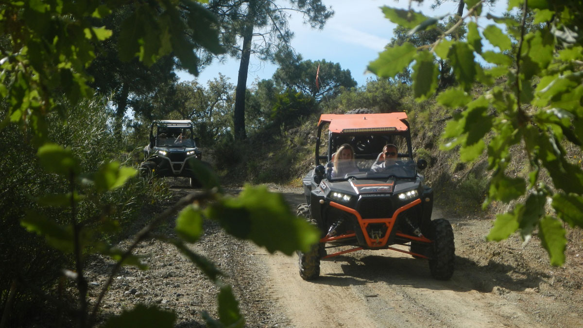 Buggy Trip Marbella The adventure of a Buggy ride 01 | Team4you