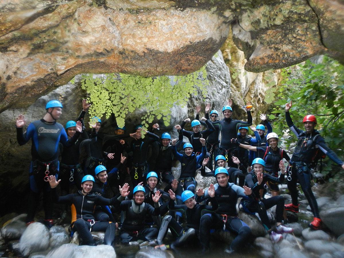CANYONING Marbella  | Team4You