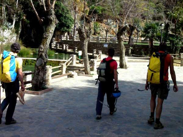 Caving Málaga Costa del Sol Speleology 01 | Team4you