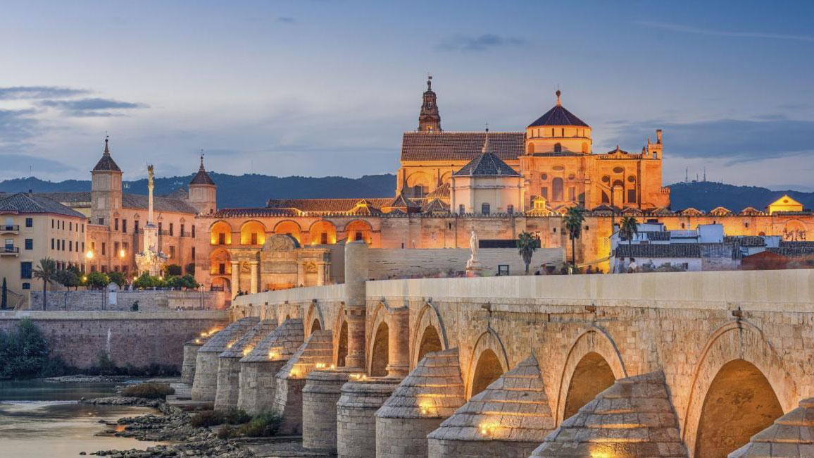Cordoba Málaga Costa del Sol Guided City Tour 01 | Team4you