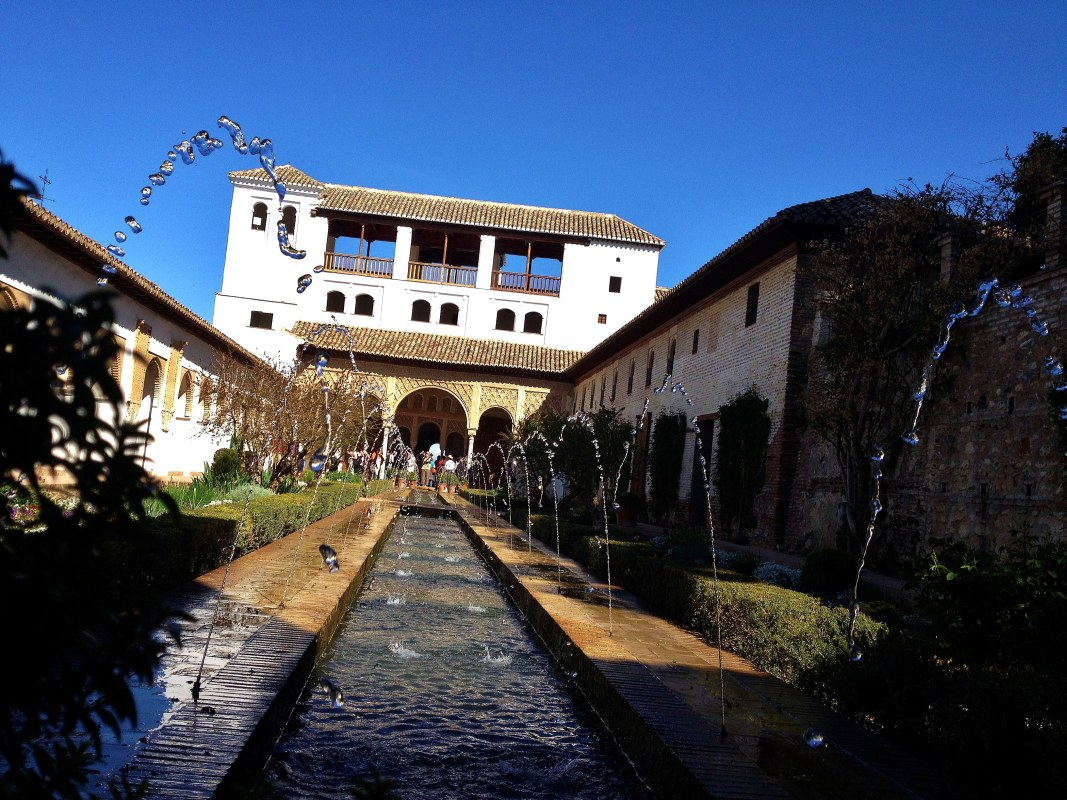 Granada and Alhambra Marbella Discover Citytour 01 | Team4you