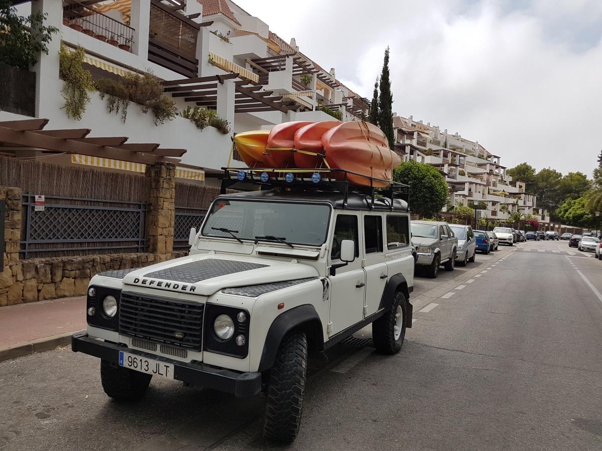 Jeep and Kayak Safari Málaga Costa del Sol Sierra de las Nieves 02 | Team4you