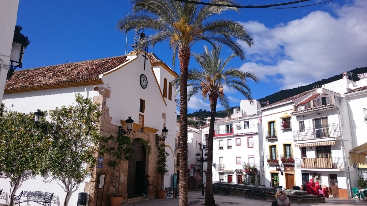 "JEEP RALLY 4X4 Marbella ""ORIENTACIÓN CON GPS"" 05 | Team4you"