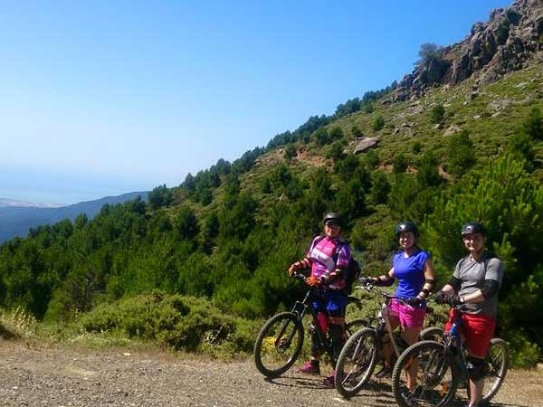 MTB Tour Málaga Costa del Sol Guided Mountain Biking 06 | Team4you
