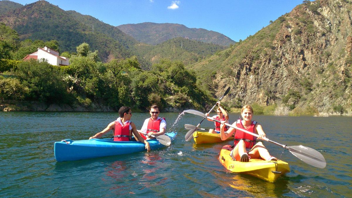 Quad & Kayak Marbella Quad Safari & kayak into Sierra de las Nieves Nature Reserve 03 | Team4you