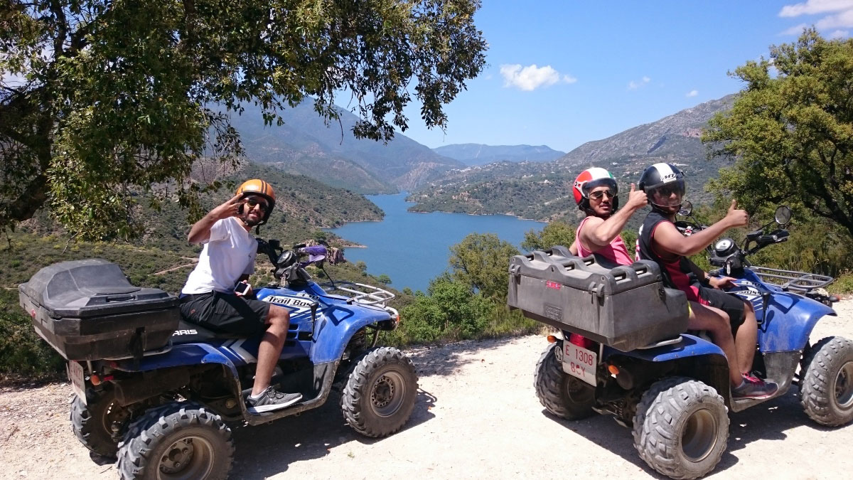 Quad y Kayak Marbella  03 | Team4you