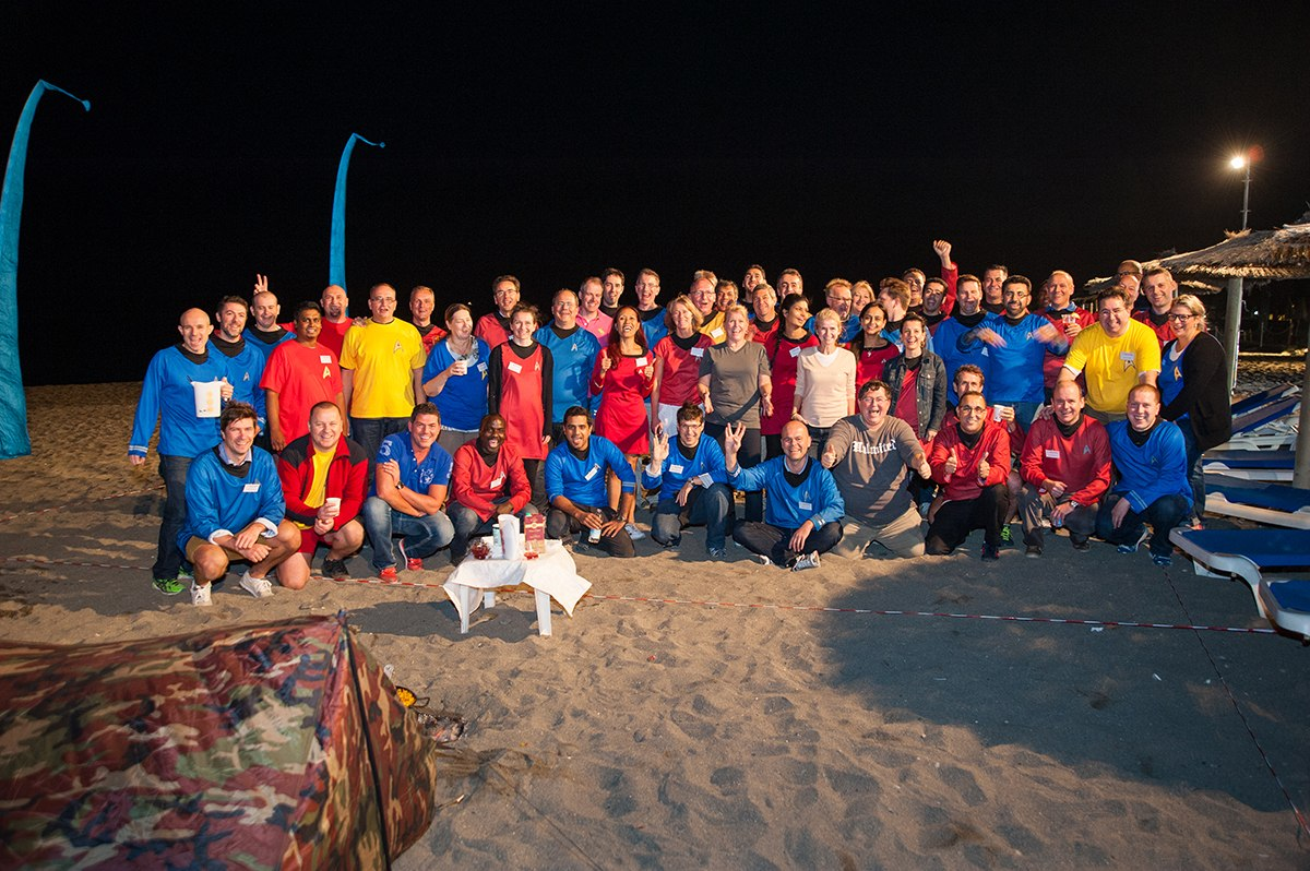 ROBINSON CRUSOE BASECAMP Marbella Construct base camp and complete different feats 01 | Team4you