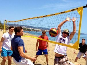 Beach Olympics Marbella Private and Corporate Events