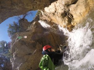 Canyoning Marbella Outdoor Activities
