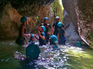 Canyoning level 0 Marbella Outdoor Activities