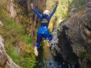Canyoning level 1 Marbella Outdoor Activities