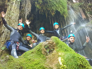 Canyoning level 2 Marbella Outdoor Activities