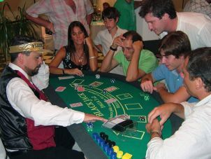 Casino Parties Marbella Private and Corporate Events