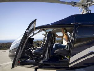 Helicoptero Marbella Turismo Activo