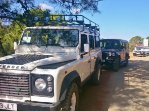 Jeep Safari Marbella Eventos privados y corporativos