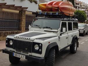 Jeep y Kayak Marbella Turismo Activo