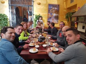 Rally Tapeo Marbella Team building y Eventos corporativos