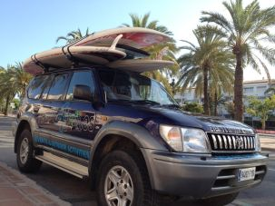 Stand up paddle Marbella Turismo Activo