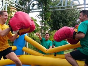 Super Olimpiadas Marbella Team building y Eventos corporativos