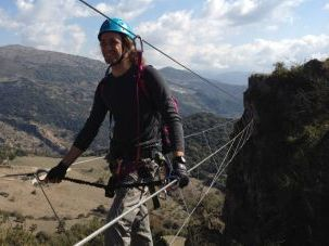 Via Ferrata Marbella Team building y Eventos corporativos