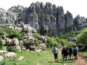 Guided Hiking Tour Marbella Private and Corporate Events