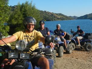 Quad & Kayak Marbella Outdoor Activities