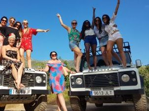 Stagparties Marbella Outdoor Activities