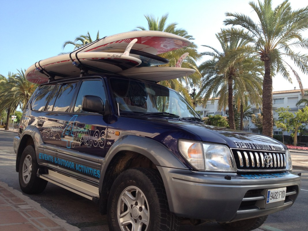 STAND UP PADDLE Málaga Costa del Sol surface water sport 01 | Team4you