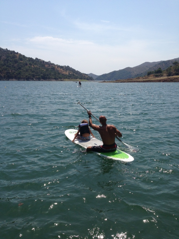 STAND UP PADDLE Málaga Costa del Sol surface water sport 03 | Team4you