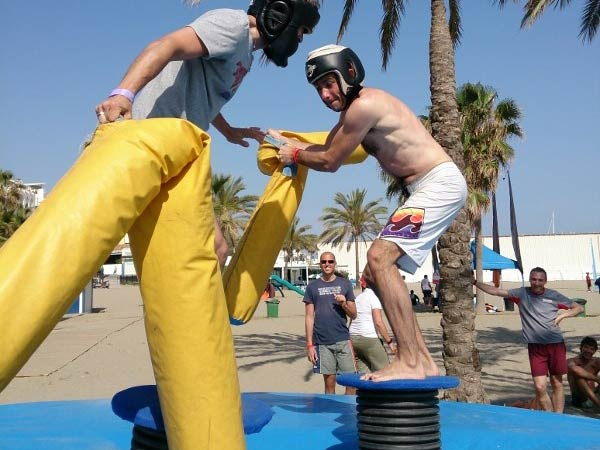 SUPER OLYMPICS Marbella Teams play against each other on different activities 04 | Team4you