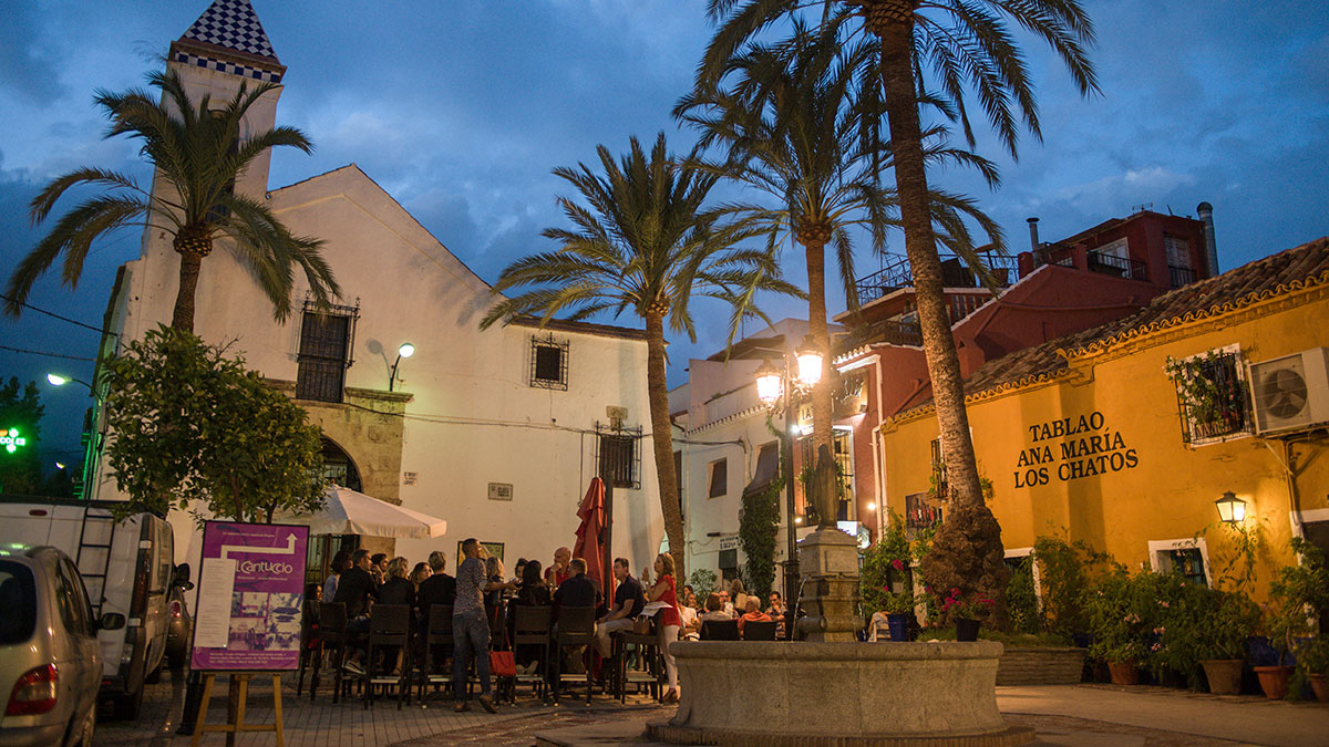 TAPAS RALLY Marbella A fun and delicious way to savor Spanish culture. 02 | Team4you